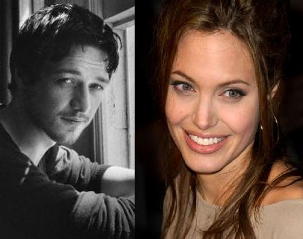 James McAvoy, Angelina Jolie