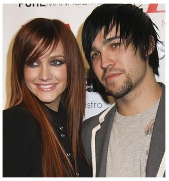 Ashley Simpson, Pete Wentz
