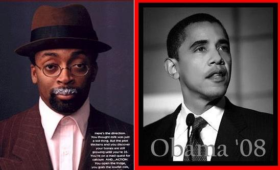 Spike Lee, Barack Obama