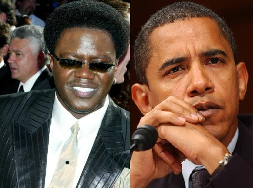 Bernie Mac, Barack Obama