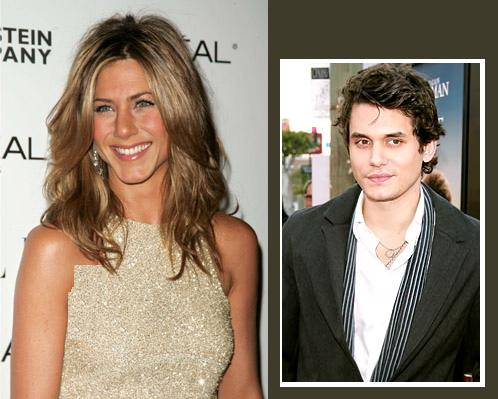Jennifer Aniston, John Mayer