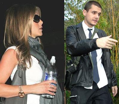Jennifer Aniston And John Mayer