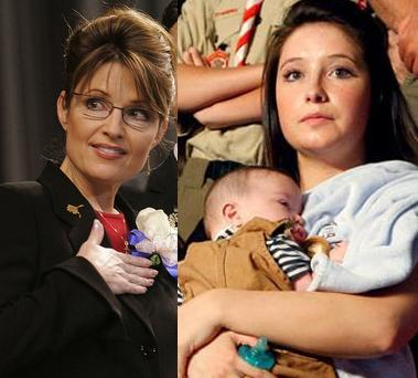 Sarah Palin And Bristol