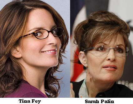 Tina Fey And Sarah Palin