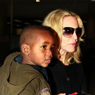 David And Madonna