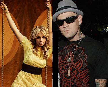 Britney Spears & Benji Madden