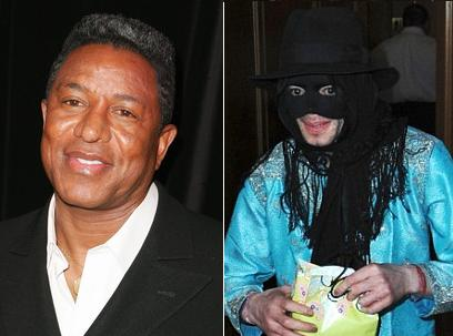Jermaine Jackson And Michale Jackson