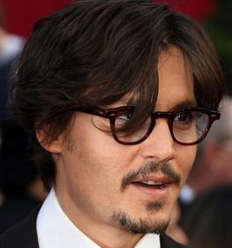Johnny Depp, johnny depp vanessa paradis, vanesa paradis, johnny depp and paradis,