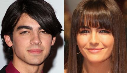 Joe Jonas & Camilla Belle