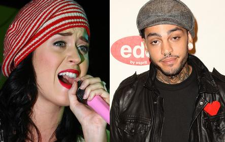 Katy Perry & Travis McCoy