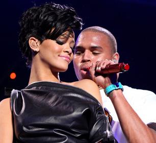 Rihanna & Chris Brown