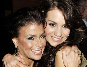 Paula Abdul and Kara