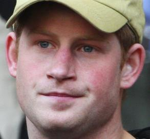 Prince Harry's Black Wig Undercover To Win Chelsy