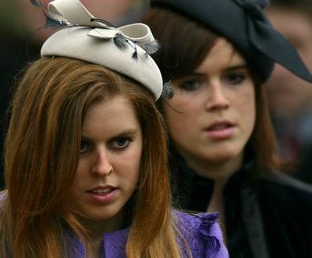 Princess Beatrice & Princess Eugenie