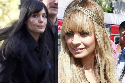 Angelina Jolie, Nicole Richie