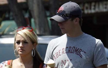 Jamie Lynn Spears and casey aldridge