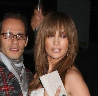 Marc Anthony & Jennifer Lopez