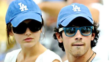 Camilla Belle & Joe Jonas