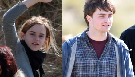 Emma Watson & Daniel Radcliffe