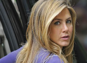 Jennifer Aniston Was Baffled At The Attention
