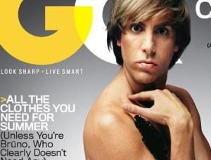 Bruno GQ Cover Hotter Than Jennifer Anistons? - Sponkit