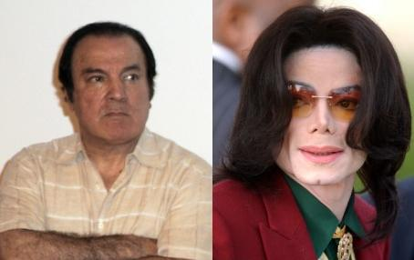 Dr. Tohme (former financial advisor) and Michael Jackson