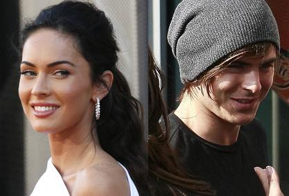 Megan Fox & Zac Efron