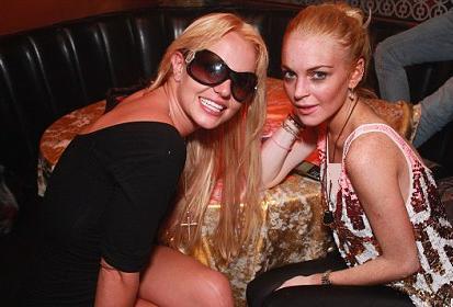 Britney Spears & Lindsay Lohan