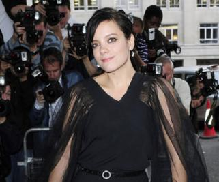 Lily Allen, lily allen lily allen, who is lily allen, smile by lily allen