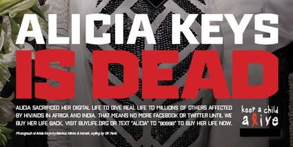 'Digital Death' Campaign