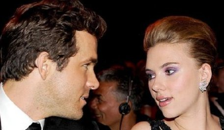 Ryan Reynolds & Scarlett Johansson