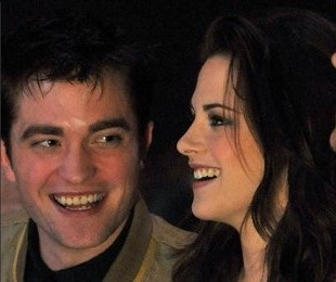 Robert Pattinson And Kristen Stewart,