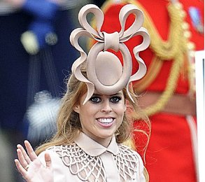 princess beatrice, wedding 2011, wedding hat, beatrice princess, princesses beatrice