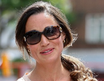 middleton pippa, kate middleton's sister, maid of honour, philippa middleton