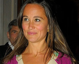 pippa middleton, kate middleton's sister, maid of honour, philippa middleton