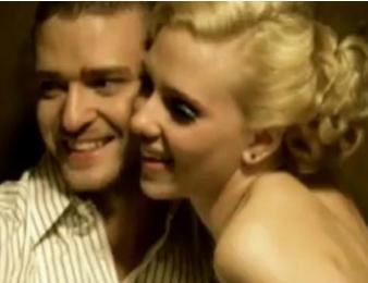 Justin Timberlake And Scarlett Johansson