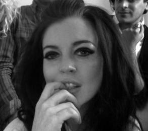 Lindsay Lohan president, lindsay lohan GOP candidate, lindsay lohan dumps obama