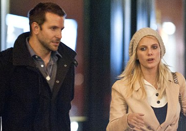 Bradley Cooper And Melanie Laurent