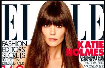 Katie Holmes divorce, holmes katie, katie holmes elle