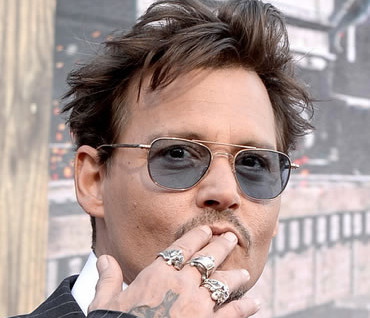 all johnny depp movies, recent johnny depp movies, johnny depp hair, johnny depp news