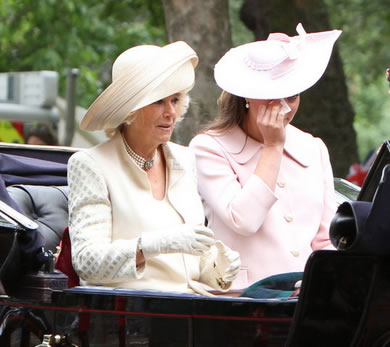 Did Duchess Camilla Ma... Ashlee Simpson Facebook