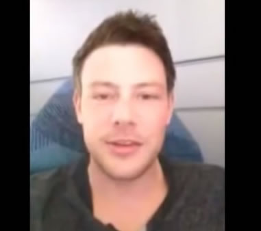 corey monteith, cory monteith, cory monteith glee, twitter cory monteith