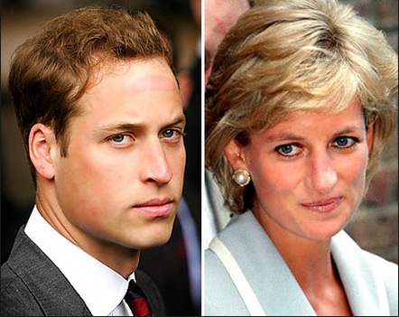 facts about princess diana, diana prince william, princess diana and prince william, prince william princess diana