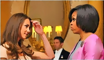 kate middleton gossip, kate middleton latest, kate middleton, kate middleton michelle obama