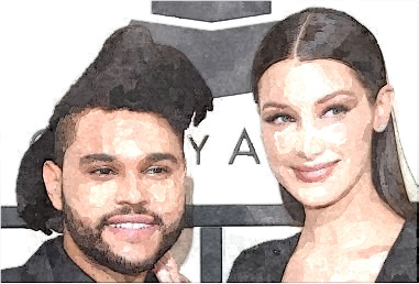 bella hadid, the weeknd echoes of silence, weeknds with morrie, weeknd and bella hadid