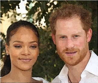 prince harry, prince harry of england, rihanna, pics of rihanna