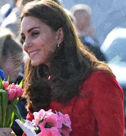Duchess Cambridge Accidentally Dishes Princess Charlotte's Nickname During Belfast Visit