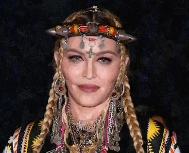 Madonna Performed Her Instagram Version of Vogue While Isolating In London