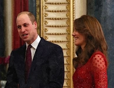 Duchess Kate And Prince William Met Corona virus Front line Health Workers In London Ambulance Service 111 Call Center