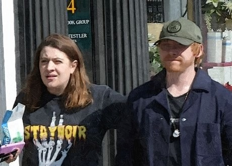 Rupert Grint Confirms His Girlfriend Georgia Groome Are Going To Have A Baby